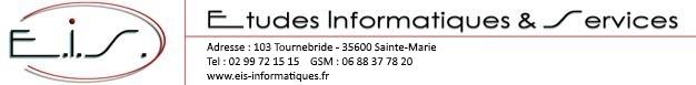 Lien vers la société Études Informatiques & Services.