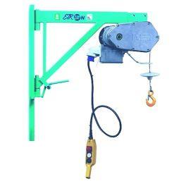 Treuil élévateur avec une portée de 200 kg, IMER ETR 200 N
