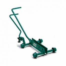 Chariot pour adapter le treuil élévateur sur un chevalet universel d'une capacité jusqu'à 300 kg, IMER