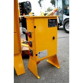 Armoire électrique de distribution de 63A de EI-SACEM