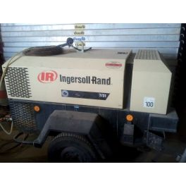Compresseur INGERSOLL RAND, modèle IR7-30