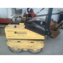 Cylindre de compactage BOMAG BW65, 2004