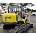 Mini-pelle WACKER NEUSON 6003  pelleteuse tractopelle