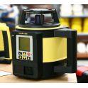 Laser rotatif  automatique à double pente Leica Rugby 880 de chantier de construction