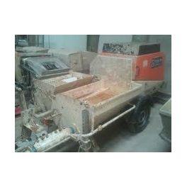 Machine à enduire BRINKMANN, 2002, modèle DHLD2, occasion btp