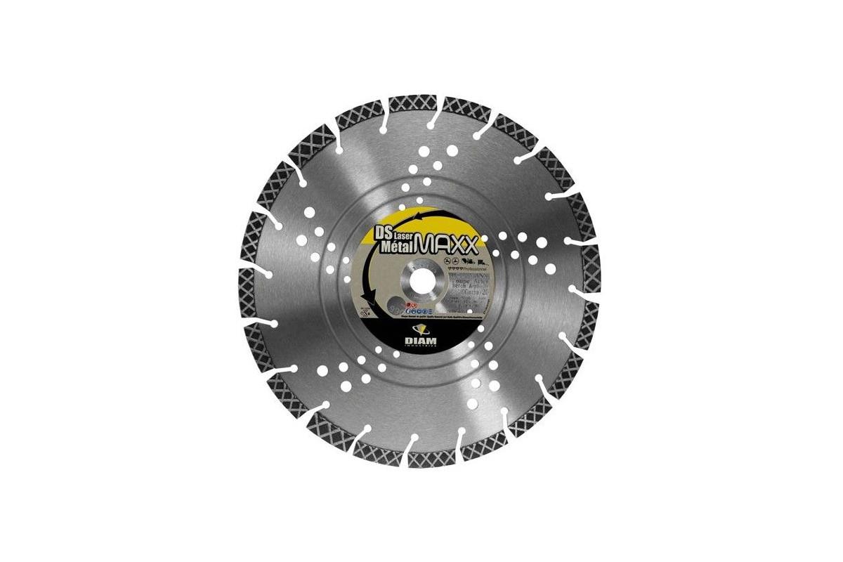 disque mixte dslmaxx pour la d coupe du b ton de l 39 acier et de l 39 asphalte de diam industries. Black Bedroom Furniture Sets. Home Design Ideas