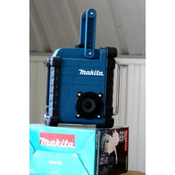 Radio de chantier 7,2/10,8/14,4/18 V Li-Ion Makita DMR107