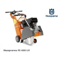 Scie à sol FS 400 LV HUSQVARNA