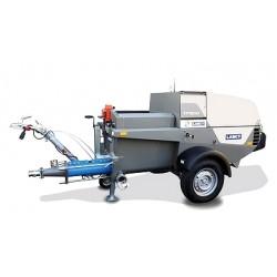 Pompe à chapes fluides TF 400 - Lancy - moteur Turbo Diesel Kubota
