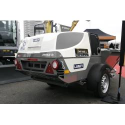 Treuil élévateur avec une portée de 150 kg, IMER AP 150 levage manutention matériel chantier btp Bretagne