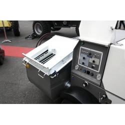 Etai d'intérieur avec conteneur pour treuil élévateur jusqu'à 200 kg, IMER levage manutention matériel btp bretagne