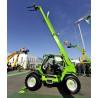 Chariot télescopique Panoramic stabilisé P 35.11 TT MERLO - chariot élévateur