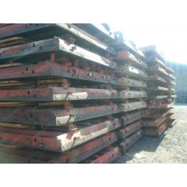 Banches métal SATECO