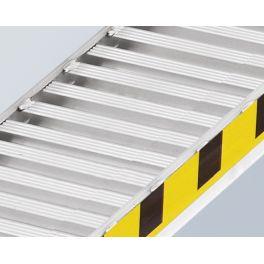 Rampes de chargement IMER en aluminium sans bords