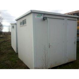 Bloc sanitaire Cougnaud